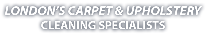 London's Carpet & Upholstery Cleaning Specialists